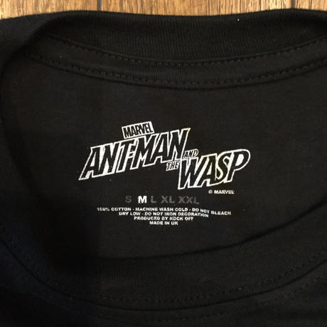 ANTMAN and THE WASP  Heads