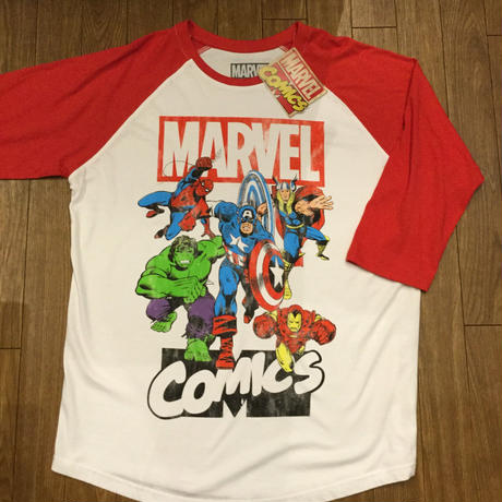 MARVEL comics ラグラン