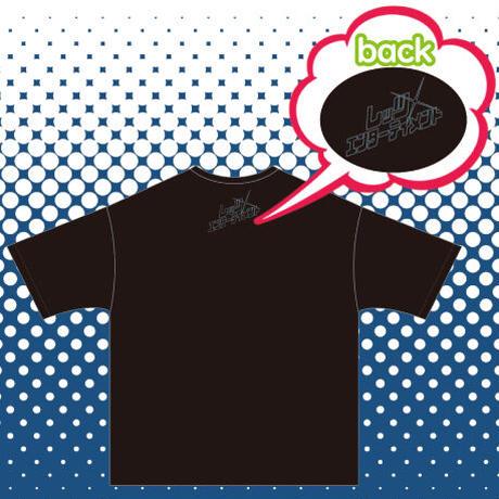 刺繍ロゴビッグシルエットTシャツ