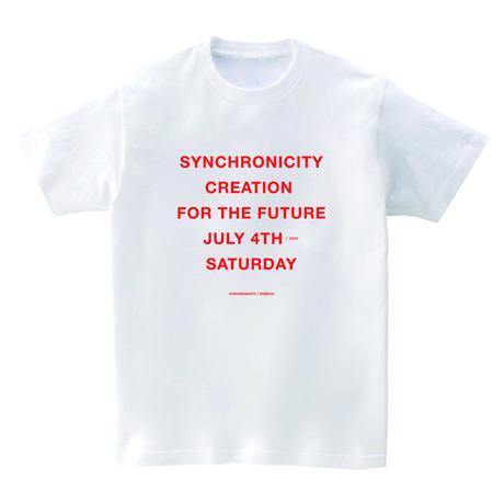 開催記念Tシャツ(ステッカー、バッジ付)