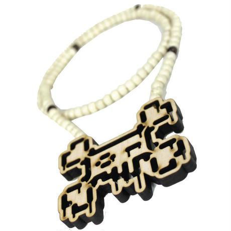 TOSHO [ |+ -| ] BONES2BOIL necklaces