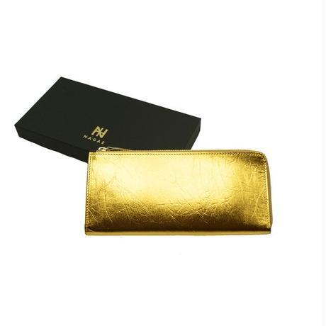 【NAGAE+】TIN BREATH Purse Gold