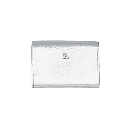 【NAGAE+】TIN BREATH Business card case double Silver