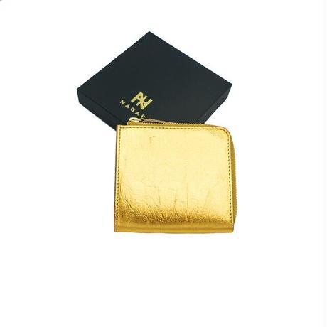 【NAGAE+】TIN BREATH Small purse Gold