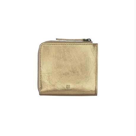 【NAGAE+】TIN BREATH Small purse Antique gold