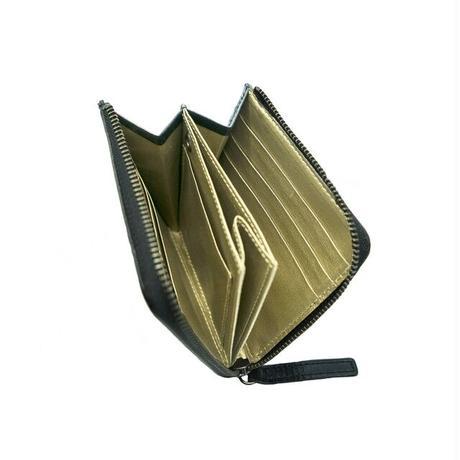 【NAGAE+】TIN BREATH Small purse Midnight black