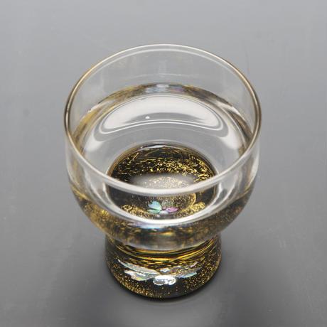 T.OCULだけのコラボ 【能作・天野漆器・河島建具】螺鈿ガラス・杯セット
