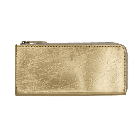 【NAGAE+】TIN BREATH Purse Antique gold