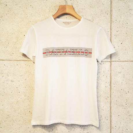 【RAFFAELLO】RED LINE T-Shirt