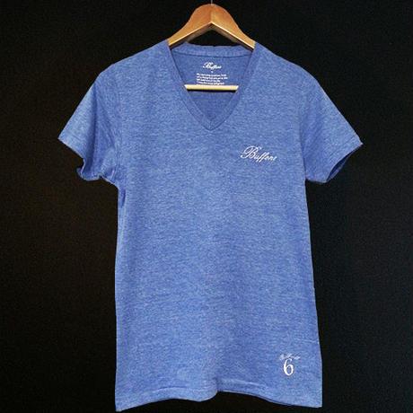 【BUFFONE】No.9 Blue T-Shirt