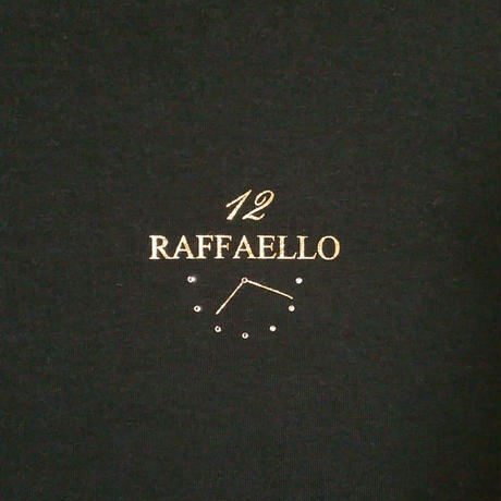 【RAFFAELLO】ONE POINT O'CLOCK T-Shirt