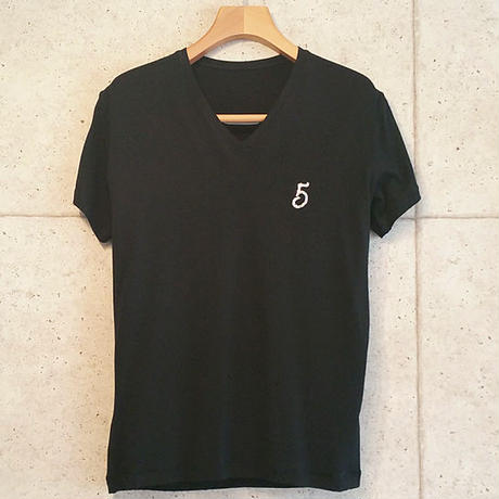 【NUMBER】No.5 CRYSTAL T-Shirt
