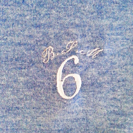 【BUFFONE】No.9 Blue T-Shirt