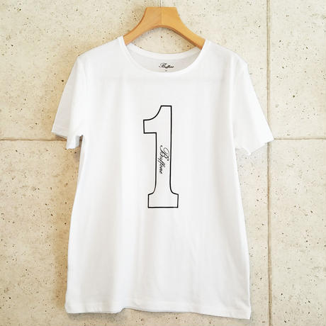 【BUFFONE】No.2 White T-Shirt