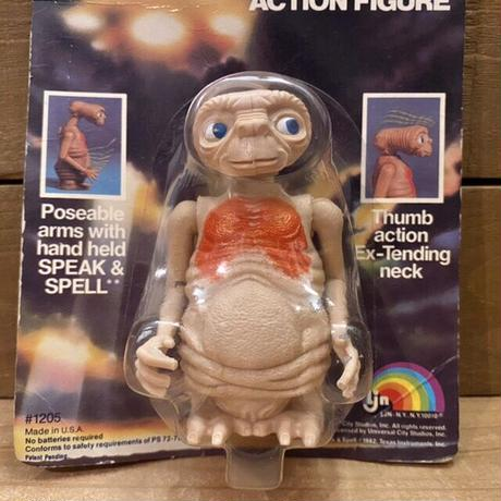 E.T. E.T.  Action Figure/E.T. アクションフィギュア/210112-5