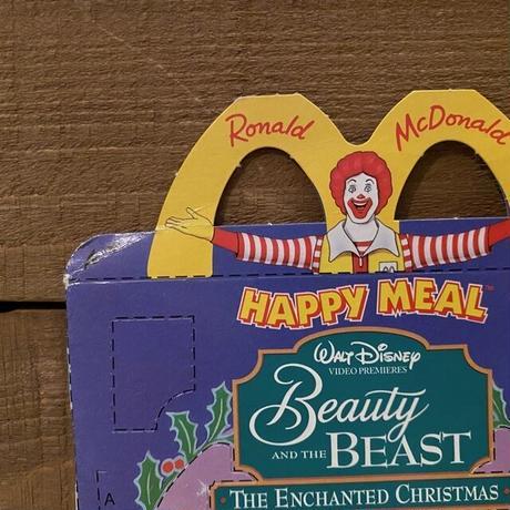 McDonald's Happy Meal Box/マクドナルド ハッピーミールボックス/210912-2