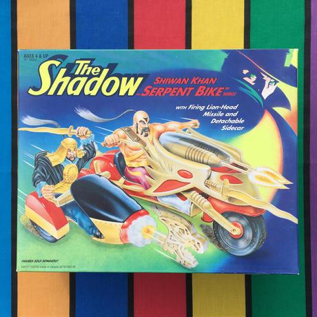 The Shadow Serpent Bike/シャドー サーペントバイク フィギュア/161014-6