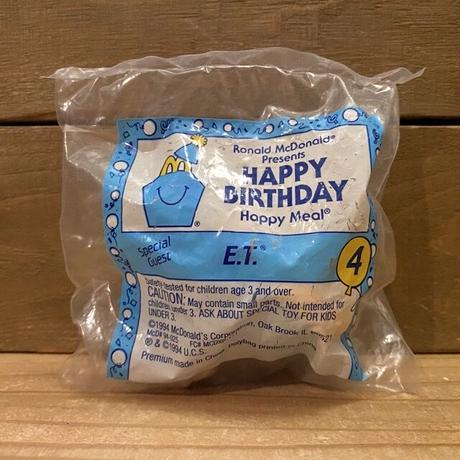 E.T. E.T. Happy Meal/E.T. ハッピーミール/210112-10