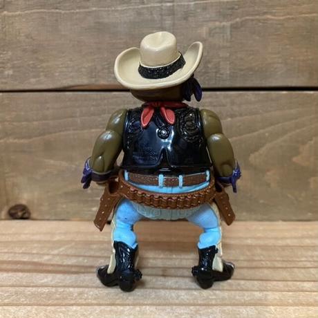 TURTLES Crazy Cowboy Don Figure/タートルズ クレイジーカウボーイ・ドナテロ フィギュア/210718-4