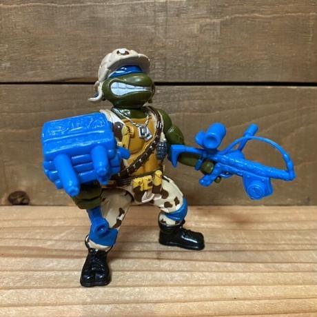TURTLES Lieutenant Leo Figure/タートルズ リウタネント・レオナルド フィギュア/210718-5