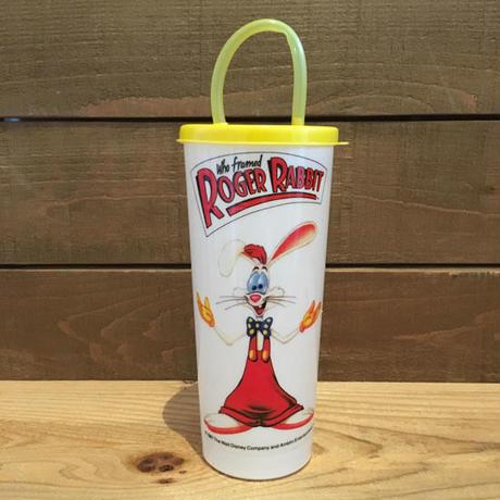 Who Framed ROGER RABBIT  Plastic Cup/ロジャーラビット プラスチックカップ /180724-5
