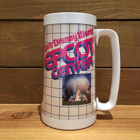 Disney Epcot Center Plastic Mug/ディズニー エプコットセンター プラスチックマグ/190822-1