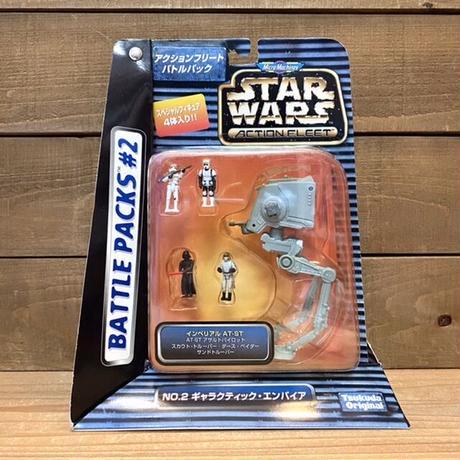 STAR WARS AF Battle Packs #2/スターウォーズ アクションフリート バトルパック2/201122-1