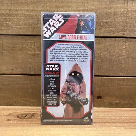 STAR WARS Jawa Bobble Head/スターウォーズ ジャワ ボブルヘッド/200214-7