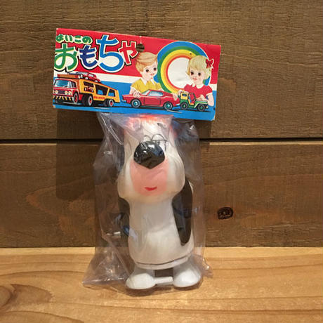 DROOPY Droopy Dog Wind Up Toy/ドルーピー ワインドアップトイ/190717-7