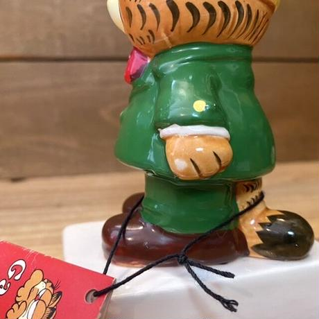 GARFIELD Ceramic Figurine/ガーフィールド 陶器の置き物/210910−8