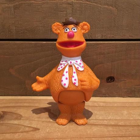 THE MUPPETS Fozzie Bear Stick Puppet Figure/マペッツ フォジー スティックパペット フィギュア/190913-3