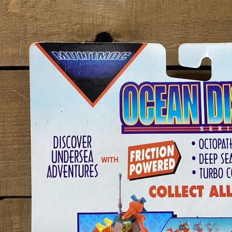 OCEAN DISCOVERY Turbo Commander Figure/オーシャンディスカバリー ターボコマンダー フィギュア/210413−18
