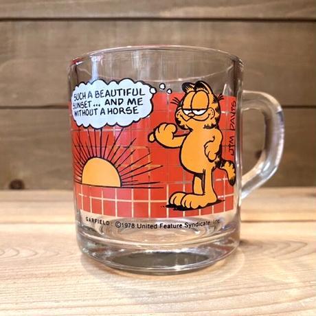 GARFIELD Mc'Donalds Mugs/ガーフィールド マクドナルド マグカップ/210921−9