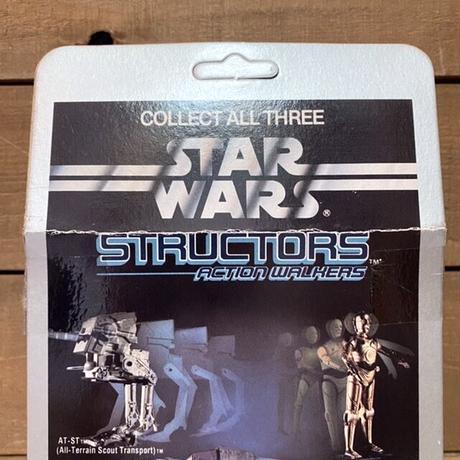 STAR WARS Structors At-At Action Kit/スターウォーズ At- At プラモデル/210403-10