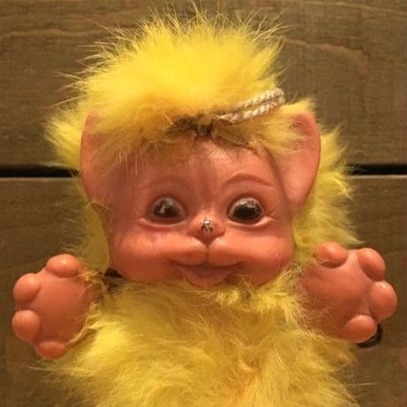HAPPY GANG Cat Troll/ハッピーギャング キャットトロール/190423-3