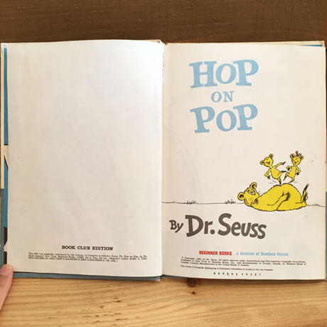 Dr.Seuss Picture Book/Dr.スース 絵本/190112-3