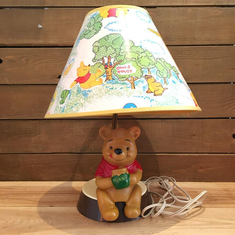 Winnie-the-Pooh Pooh Light/くまのプーさん プー 照明/190302-8