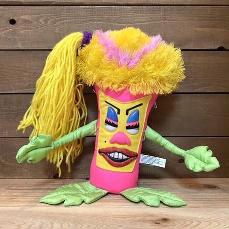 Neon Tiki Tribe Tia Tiki Plush Doll/ネオンティキトライブ ティア・ティキ ぬいぐるみ/210413−25