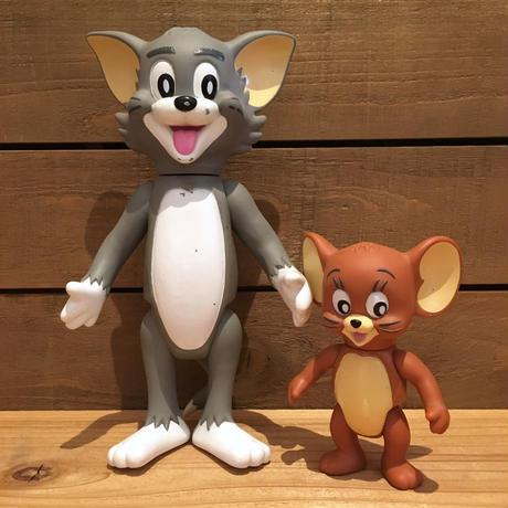 TOM&JERRY Tom & Jerry Large Poseable Figure/トム&ジェリー ラージポーザブルフィギュア/180918-8