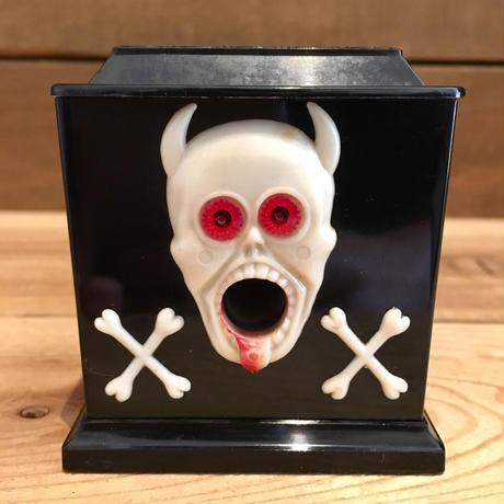 Skull Cigarette Case/スカル たばこケース/190221-5