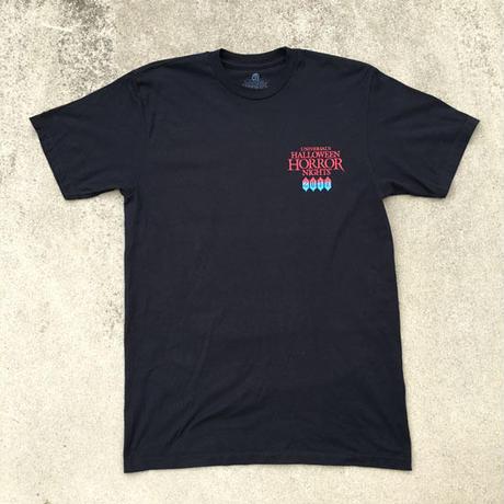 UNIVERSAL STUDIO HHN27 TShirs/ユニバーサルスタジオ ハロウィンホラーナイト27 Tシャツ/190704-8