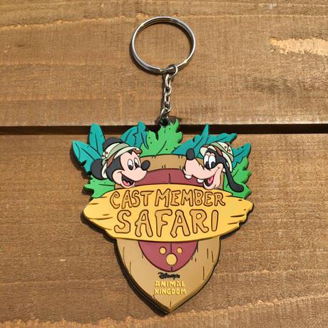 Disney Animal Kingdom Key Chain/ディズニー アニマルキングダム キーホルダー/190606-12