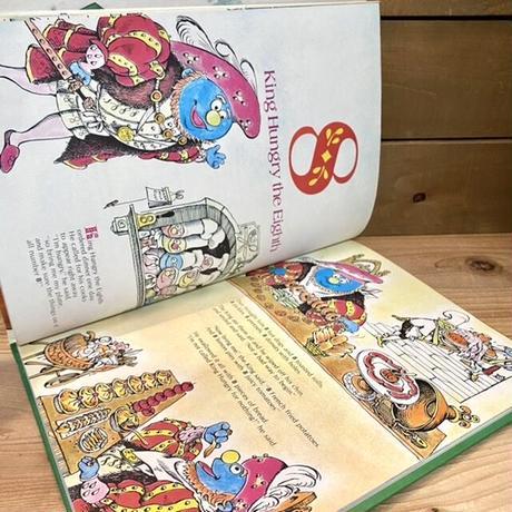 SESAME STREET Picture Book/セサミストリート 絵本/210221-5