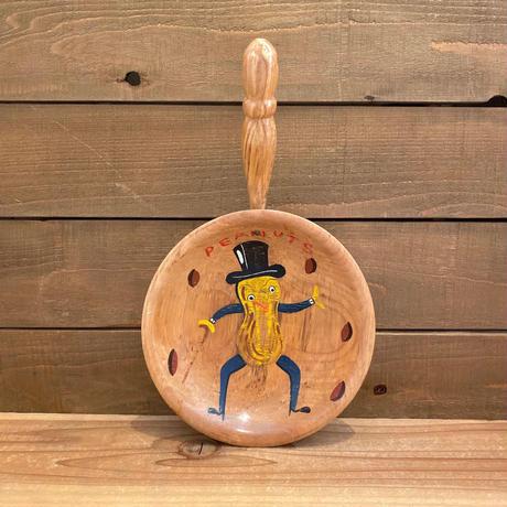 Peanuts Wooden Snack Bowl/ピーナッツ スナックボウル/191108-10