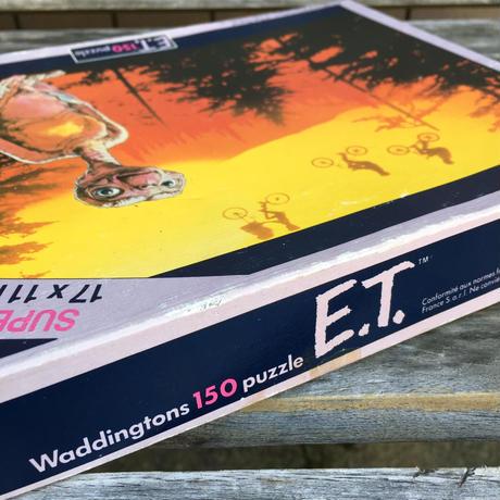 E.T. Puzzle /E.T. パズル/181021-8