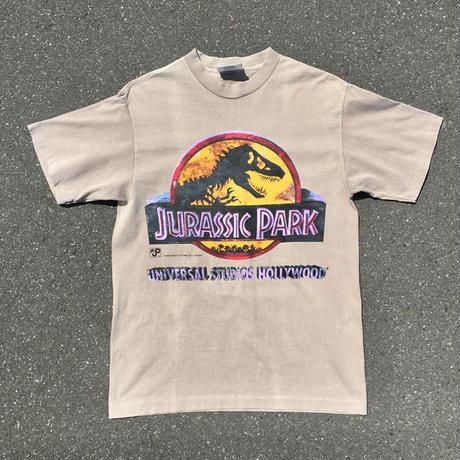 USH Jurassic Park Tshirs/ユニバーサルスタジオ ジュラシックパーク Tシャツ/190517-14