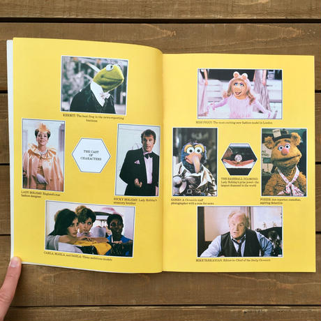 THE MUPPETS Picture Book/マペッツ 絵本/190216-10