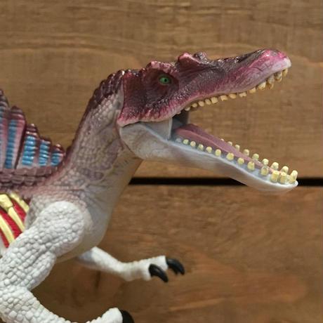 JURASSIC PARKⅢ Re-ak A-tak Spinosaurus Aqua Attack Figure/ジュラシックパーク3 リアークアタック スピノサウルス フィギュア/190622-3