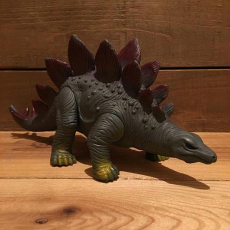恐竜ステゴサウルス ソフビ/190710-5