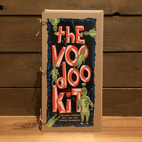 the Voodoo Doll Kit/ブードゥードール キット/190918-4